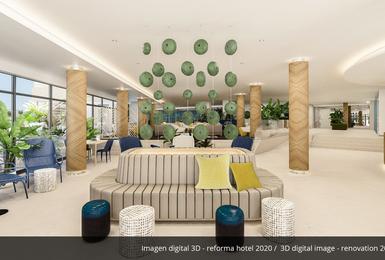 Interno- Rinnovato nel 2020 Hotel AluaSoul Palma (Solo Adulti) Cala Estancia, Mallorca