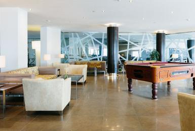 Lobby Hotel AluaSoul Palma (Solo Adulti) Cala Estancia, Mallorca