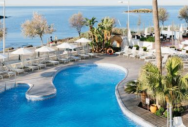 Exterior Hotel AluaSoul Palma (Solo Adulti) Cala Estancia, Mallorca
