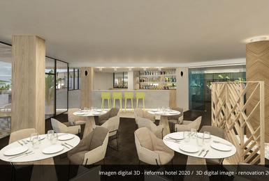 Bar- Rinnovato nel 2020 Hotel AluaSoul Palma (Solo Adulti) Cala Estancia, Mallorca