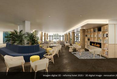 Aree comuni- Rinnovato nel 2020 Hotel AluaSoul Palma (Solo Adulti) Cala Estancia, Mallorca