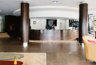 Reception Hotel AluaSoul Palma (Solo Adulti) Cala Estancia, Mallorca