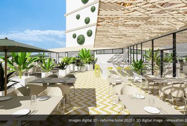 AluaSoul Palma - Rinnovato nel 2020 **** Mallorca Hotel AluaSoul Palma (Solo Adulti) Cala Estancia, Mallorca